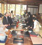 高齢者福祉施設でマクロビオティック料理の会がありました。