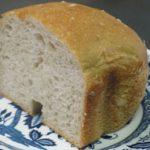 天然酵母のフランスパンを焼きました。