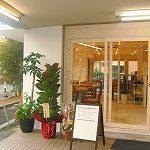 ロハスカフェがオープンしました。