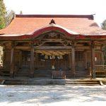 稲田神社で祈年祭があります。