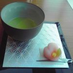 松江の日本茶カフェに行ってきました。