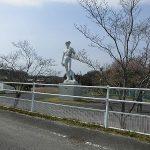 噂のダビデ像 in 奥出雲町・・・・・