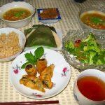 奈良―大場正食料理教室
