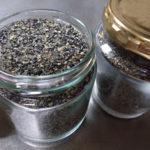 ごま塩の作り方
